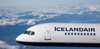 Boeing 757-3 icelandair