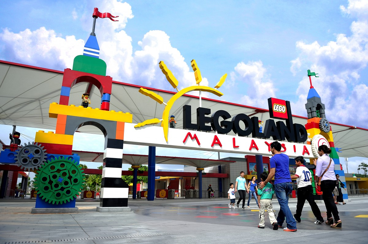 More theme parks planned for Malaysia's Iskander region ...