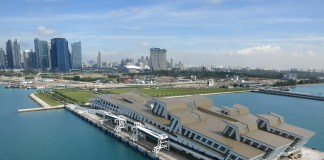 Marina Bay Cruise Centre Singapore