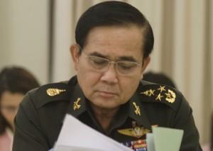 Thailands Prime Minister Prayut Chan-o-cha