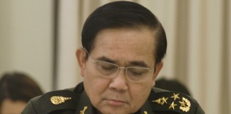 Thailands Prime Minister Prayut Chan-o-cha