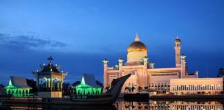 Sultan Omar Ali Saifuddin Mosque, Brunei