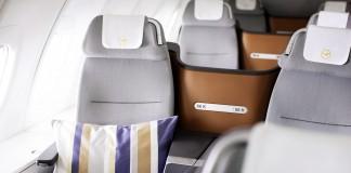 Lufthansa Seat