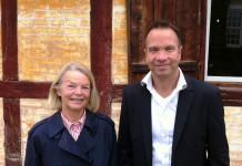 Stig Kaspersen, President of ANTOR, Denmark, could tell Grete Feldt, Feldt Tours