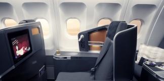 Seat airplane