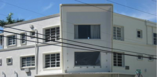 North Beach Hotel under contruction in 2014