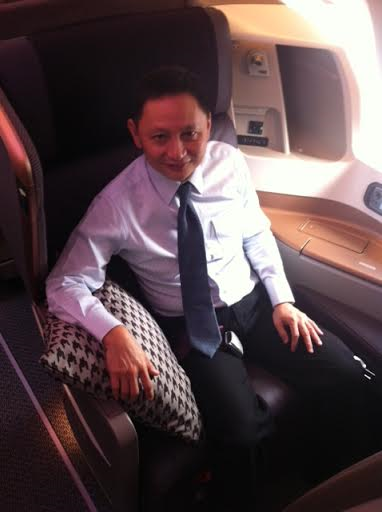 Sia s chief executive goh choon phong a350 to copenhagen for Singapore airlines sito italiano