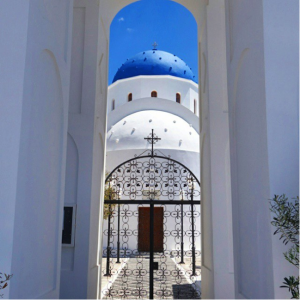 The Church of Kamari