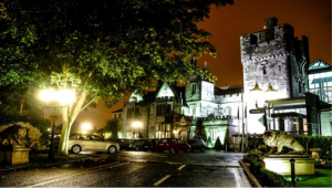 Clontarf Castle in Dublin