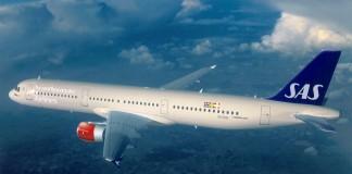 SAS Airbus A321