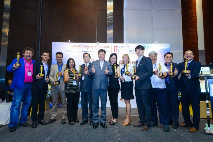 IT&CMA and CTW Asia-Pacific 2015