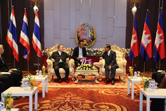 Thai Cambodia Easy Border Travel